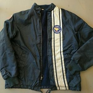 5a5d29282 Vintage 1980's Ford Mustang jacket